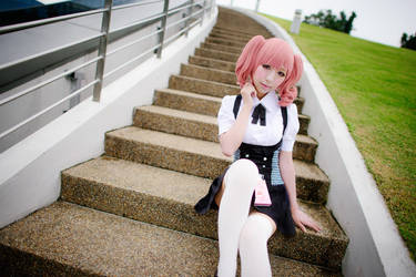 Karuta Roromiya - Inu x Boku SS 02 by Mm-miyoko