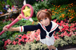 Cardcaptor Sakura - Sakura 01 by Mm-miyoko
