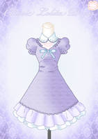 Classic Lolita Dress by Neko-Vi