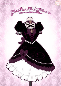 Gothic Loli Dress by Neko-Vi