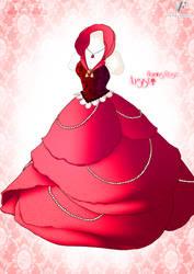 Flaming Rose - August by Neko-Vi