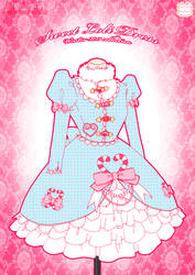 Sweet Loli Winter Dress by Neko-Vi