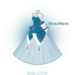 Wordpress in Fashion by Neko-Vi