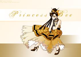 Princess Bee by Neko-Vi