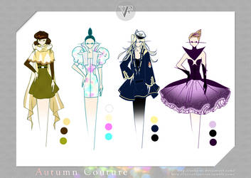 Autumn Couture by Neko-Vi