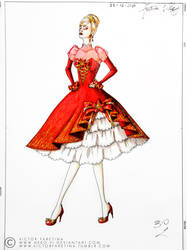 Holidays Dress by Neko-Vi