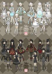 Chess War Collection by Neko-Vi
