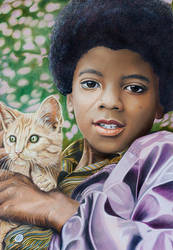 Michael Jackson by Sarahharas07