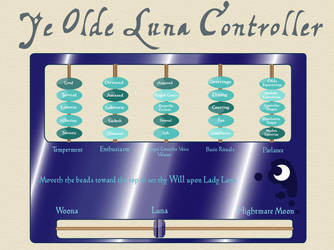 Luna's Controller by DeJiKo07