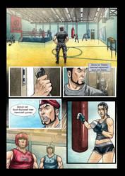 part of cs comics by swatamaraa