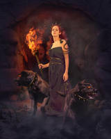 Hecate by Twinkle-space