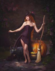 Sweet Halloween by Twinkle-space