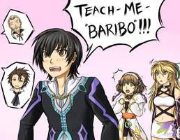 ToX Baribo by baka-kiiro