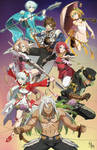 Tales of Zesty Things by baka-kiiro