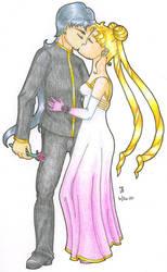 Senshi Prom by kenlybop