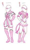 Best Sailor Fuku Contest entry 1 by kenlybop