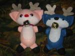 Reindeer Commission for Pande by kenlybop