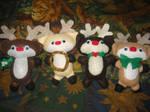 Reindeer Commission by kenlybop