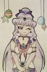 Secret Senshi for Ayachi chan-2016 by kenlybop