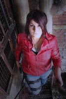 Facing the Evil! [Claire Redfield Re2Remake] by Keks-chen
