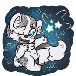 Fullbody Chibi for Kaylee 1 by Kydashing