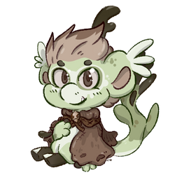Chibi for Plush-bean by Kydashing