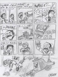 Welcome to Mario Kart! [OLD] by TrusttheFungusComic