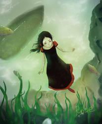 The Path - Rose by MeiMei-KaiTen