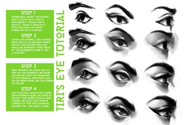 Eye Tutorial by ti-ri