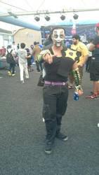 Jeff Hardy cosplayer by Perigryn7280