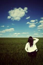 The sky's the limit. by CarolineZenker