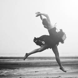leap of faith by CarolineZenker