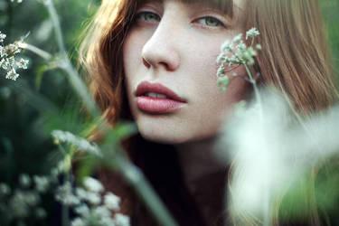 Self, April 2014 by CarolineZenker