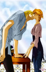 Kiss chapter 211 by Kanaetsuruga-san