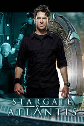 Stargate Atlantis poster #8 by P-DB