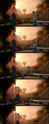 Sunrise in Zootopia by Jaskenator7000