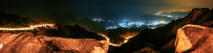 The dark valley by HazemKamal