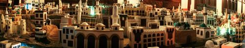 little city by HazemKamal