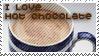 Love Hot Chocolate - Stamp by Demon1xo