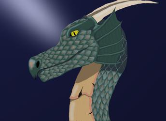Dragon's Head by bebesdupoire