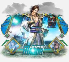 Sign Modelada Dynasty Warriors by thiagoarantes20