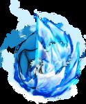 Walrein used Ice Ball! by Ra-ooo