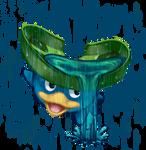 Lotad's Rain Dish by Ra-ooo