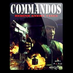 Commandos 1 Icon by M7mdA7md7sein