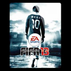 FIFA 13 Icon by M7mdA7md7sein