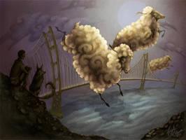 The Flock by Kayla-Noel