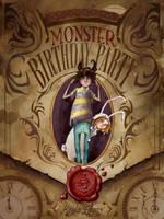 Monster Birthday Party by Kayla-Noel