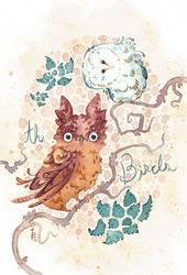 the Birds by Kayla-Noel