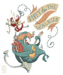 Soofy And The Walrus 2 by Kayla-Noel