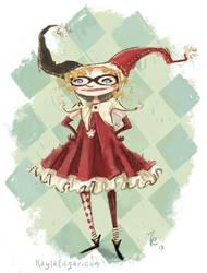 Harley Quinn by Kayla-Noel